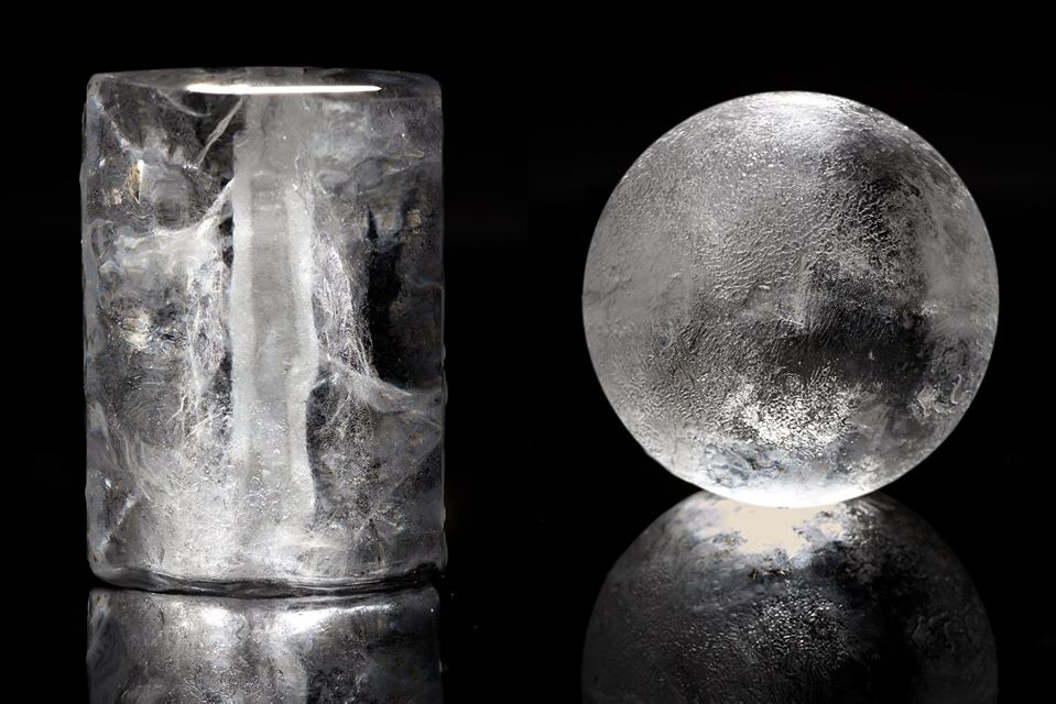 Cubers hielo Premium